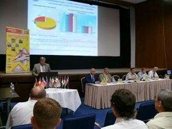 Участие в IV-й Международной партнёрской железнодорожной конференции